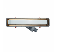 Душевой лоток Pestan Confluo Premium White Glass Line 300 Gold , 13100088