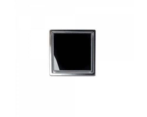 Точечный трап Pestan Confluo Standard Dry 1 Black Glass , 13000101