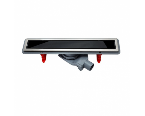 Душевой лоток Pestan Confluo Premium Black Glass Line 850, 13000295