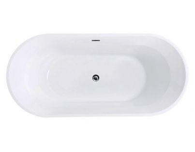 Акриловая ванна BelBagno BB40-1700