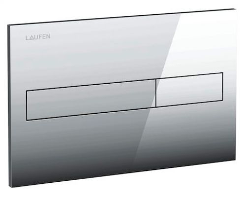 Кнопка смыва Laufen Lis 8.9566.1.004.000.1 хром