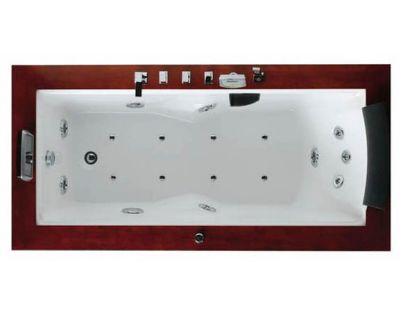 Акриловая ванна Gemy G9057-II K