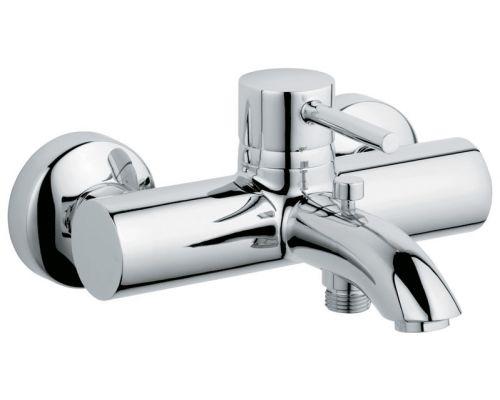 Смеситель Kludi Bozz 386910576 для ванны с душем