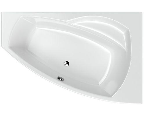 Акриловая ванна Excellent Laguna 160x105 правая