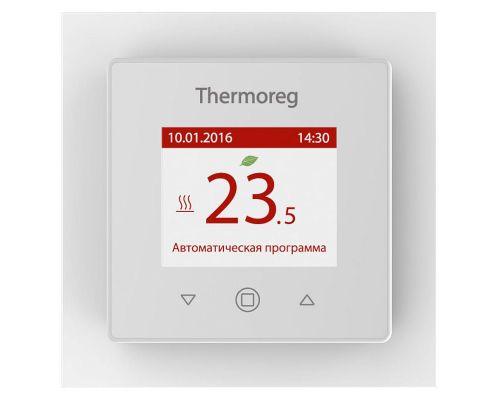 Терморегулятор Thermo Thermoreg TI 970 White