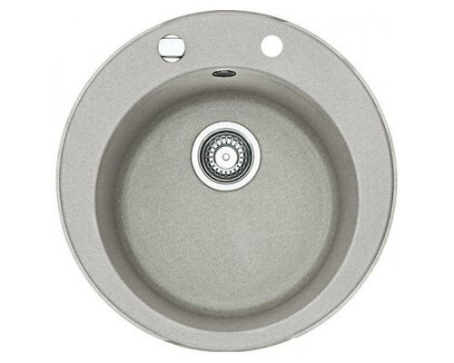 Мойка кухонная Franke Ronda ROG 610-41 серебро