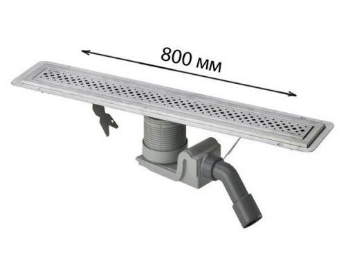 Душевой лоток Viega Advantix 619060 с решеткой