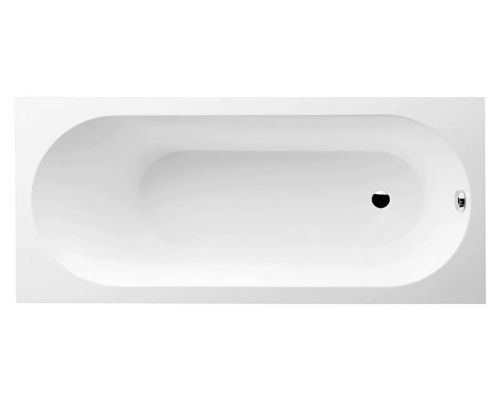 Квариловая ванна Villeroy & Boch Oberon UBQ170OBE2V-01 alpin