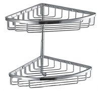 Полка Colombo Design Angolare B9617.000 двойная