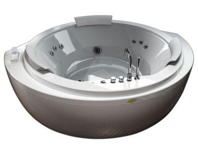 Акриловая ванна Jacuzzi Nova Corner Top
