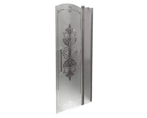 Душевая дверь в нишу Huppe Design victorian DV0402.092.344