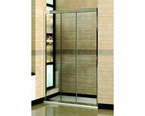 Душевая дверь в нишу RGW Classic CL-11 (1210-1260)x1850 стекло чистое