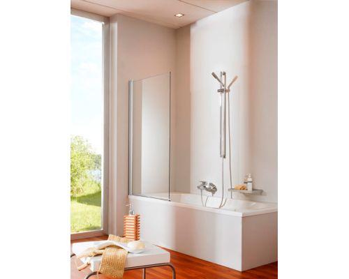 Шторка на ванну Huppe 501 Design pure 512401.092.322