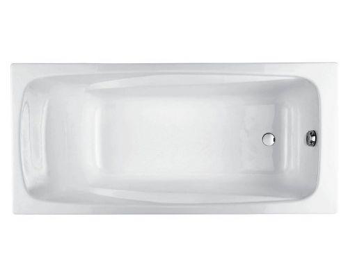 Чугунная ванна Jacob Delafon Repos 180x85 без ручек, E2904