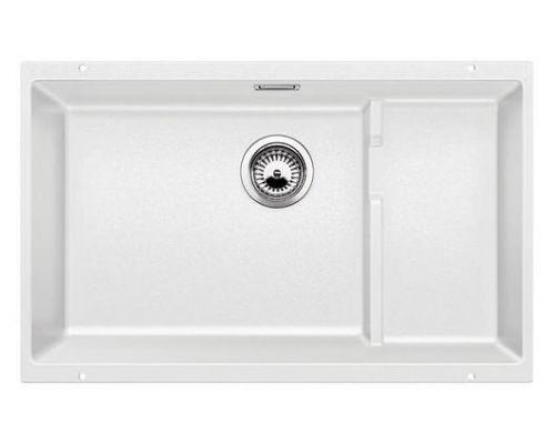 Мойка кухонная Blanco Subline 700 U Level белый