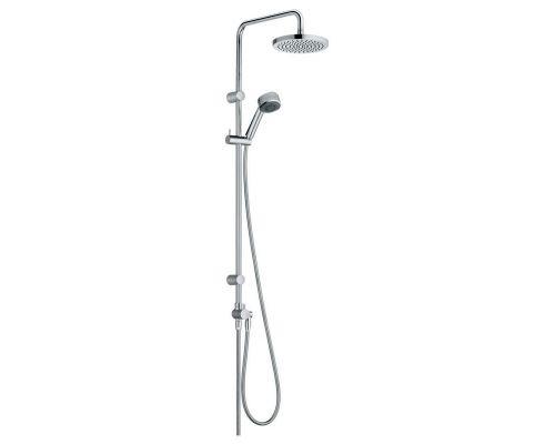 Душевая стойка Kludi Zenta dual shower system 6609005-00