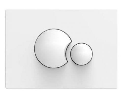 Кнопка смыва Sanit S706 16.706.01 белый