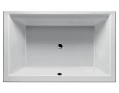 Акриловая ванна Am.Pm Admire 190х120 c гидромассажем Only