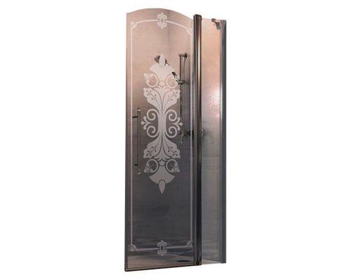 Душевая дверь в нишу Huppe Design victorian DV0402.092.319