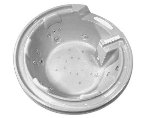 Акриловая ванна Gemy G9090 O белая