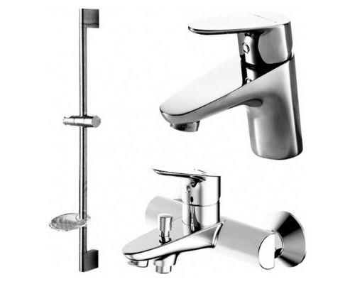 Душевой комплект Bravat Drop F00308 для ванной комнаты 3 в 1