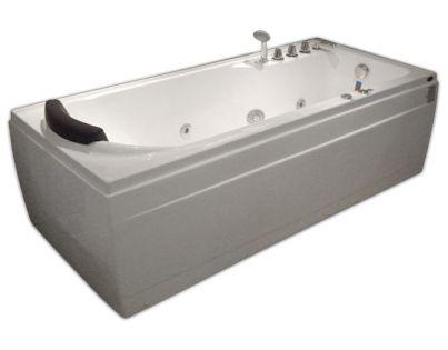 Акриловая ванна Gemy G9006-1.7 B