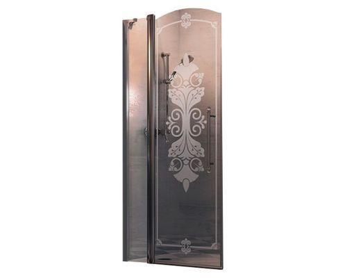 Душевая дверь в нишу Huppe Design victorian DV0302.092.319