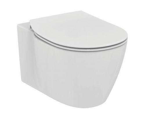 Унитаз подвесной Ideal Standard Connect AquaBlade E047901 + E772401 сиденье Soft-close