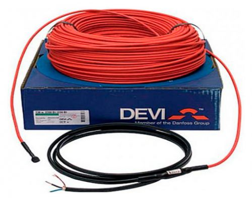 Теплый пол Devi Deviflex 18T 34 м