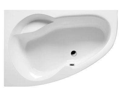 Акриловая ванна Excellent Newa Plus 160x95 левая