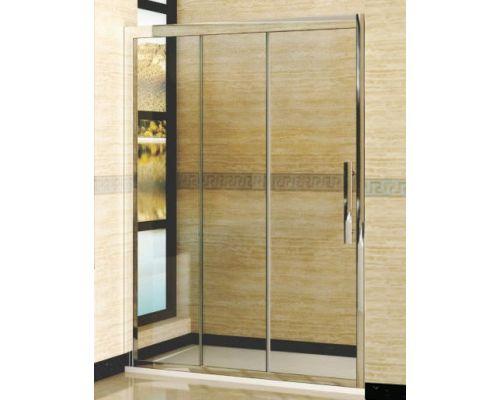 Душевая дверь в нишу RGW Classic CL-11 (1060-1110)х1850 стекло прозрачное