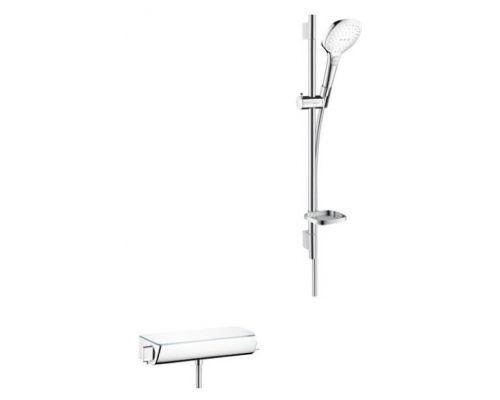 Душевой комплект Hansgrohe Ecostat/Raindance Select E 120 27038400