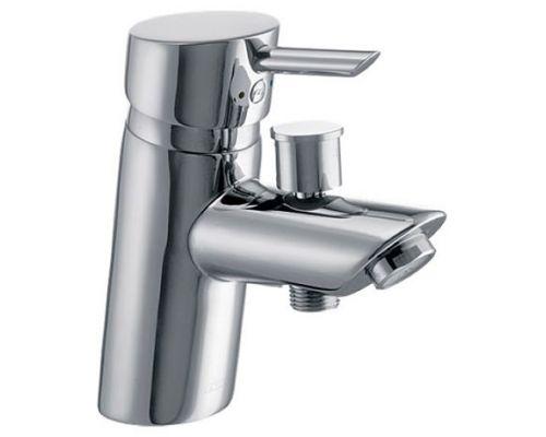 Смеситель E.C.A. Minimal art 102102315 для ванны с душем