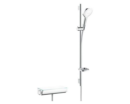 Душевой комплект Hansgrohe Ecostat Combi Raindance Select 27039400