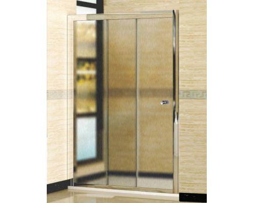 Душевая дверь в нишу RGW Classic CL-11 (1260-1310)х1850 стекло шиншилла