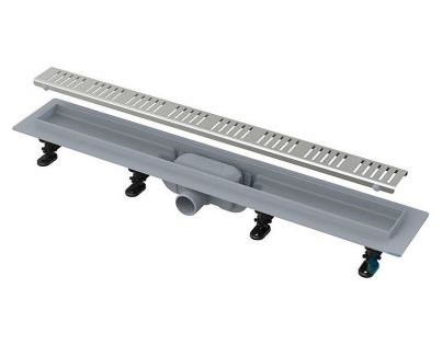 Душевой лоток AlcaPlast Simple APZ10 850 с решеткой и опорами