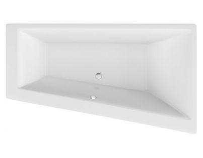 Акриловая ванна Excellent Sfera 170x100 правая