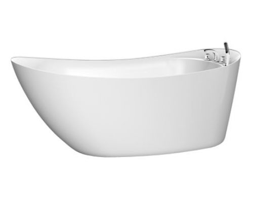 Акриловая ванна BelBagno BB25