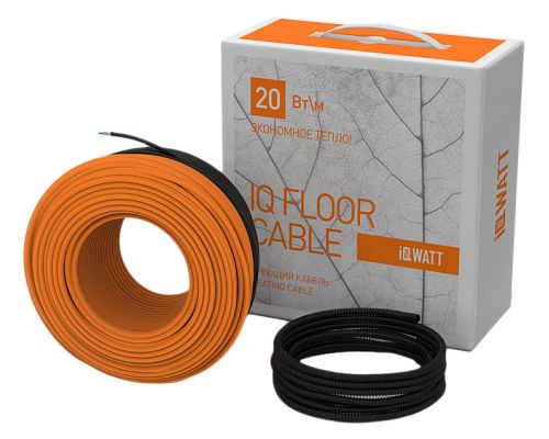 Теплый пол IQ Watt Floor cable 42 м