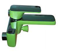 Смеситель D&K Berlin Humboldt DA1433212 для ванны с душем, зеленый