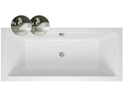 Акриловая ванна Excellent Ness Duo Slim 170x75
