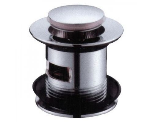 Донный клапан для раковины BelBagno BB-PCU-06-CRM