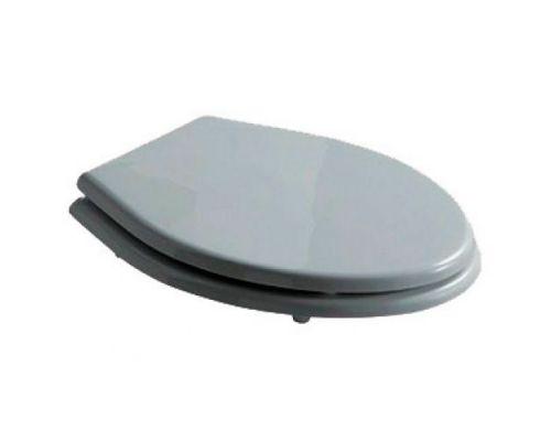 Крышка-сиденье Galassia Ethos 8495 белая, петли хром