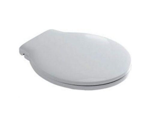 Крышка-сиденье Galassia Ergo 7115 с микролифтом, петли хром