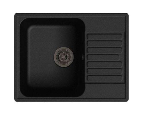 Мойка кухонная GranFest Eco 13 черная