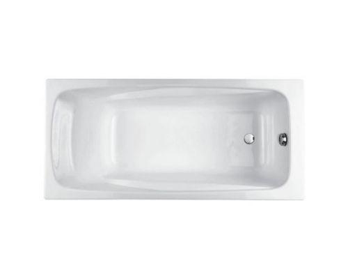 Чугунная ванна Jacob Delafon Repos 170x80 без ручек, E2918