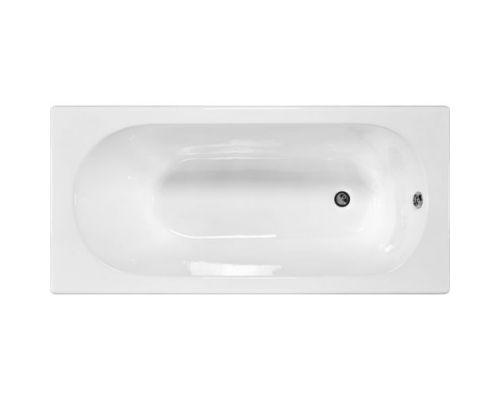 Чугунная ванна Jacob Delafon Nathalie 150x70 без ручек, E2962