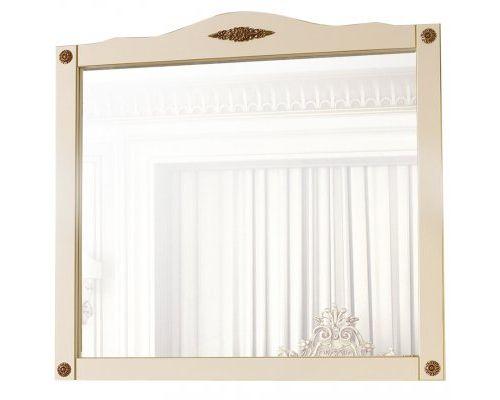 Зеркало Belux Империя 105 беж.