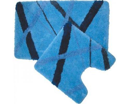 Коврик Iddis Blue Rain комплект