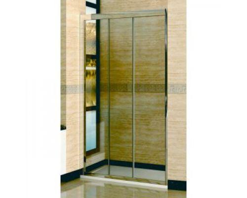Душевая дверь в нишу RGW Classic CL-11 120х185 профиль хром, стекло чистое